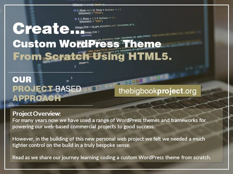 How-To Guide: Creating A Custom WordPress Theme From Scratch