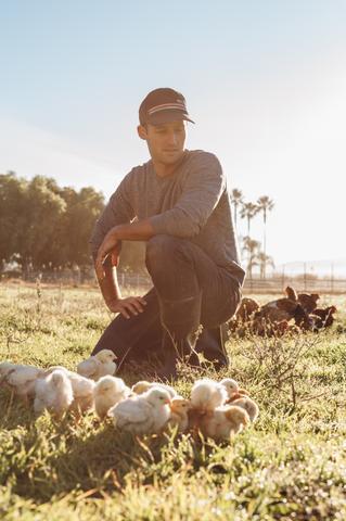Farmer Paul from Pasture Bird