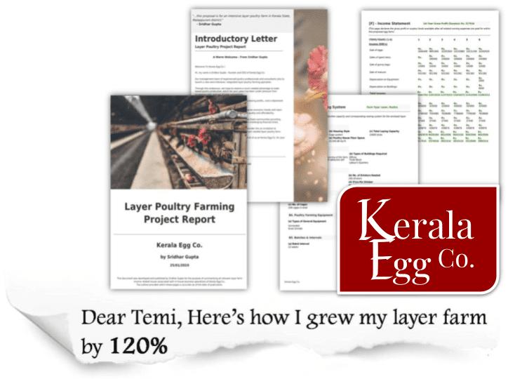 Poultry Farming Project Proposal