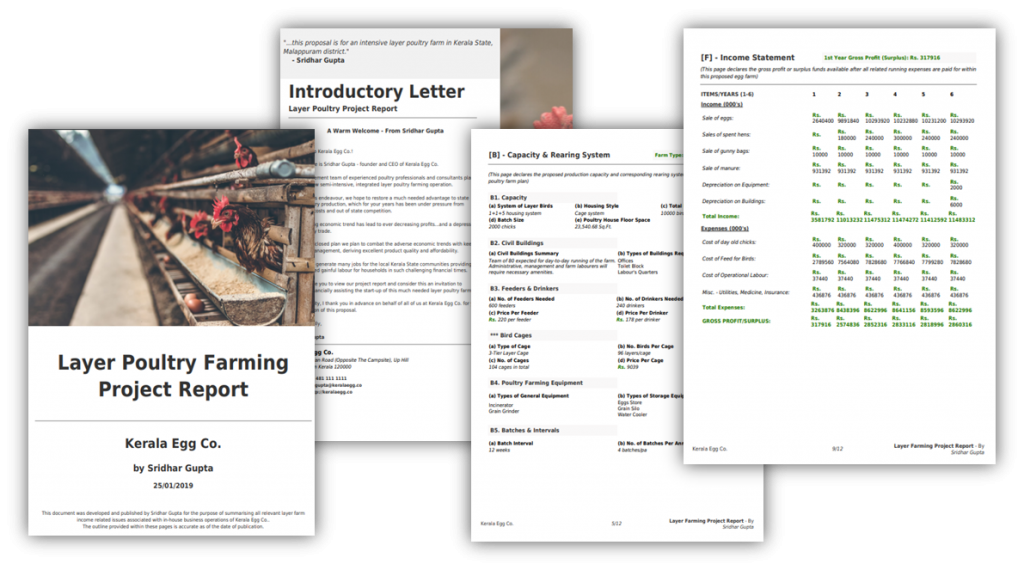 layer forming project report pdf