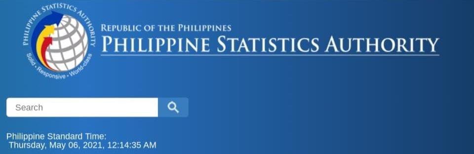 Philippines Statistics Authority Logo