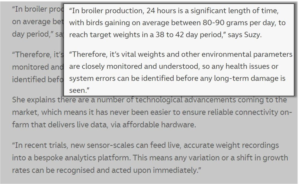 broiler weight caption