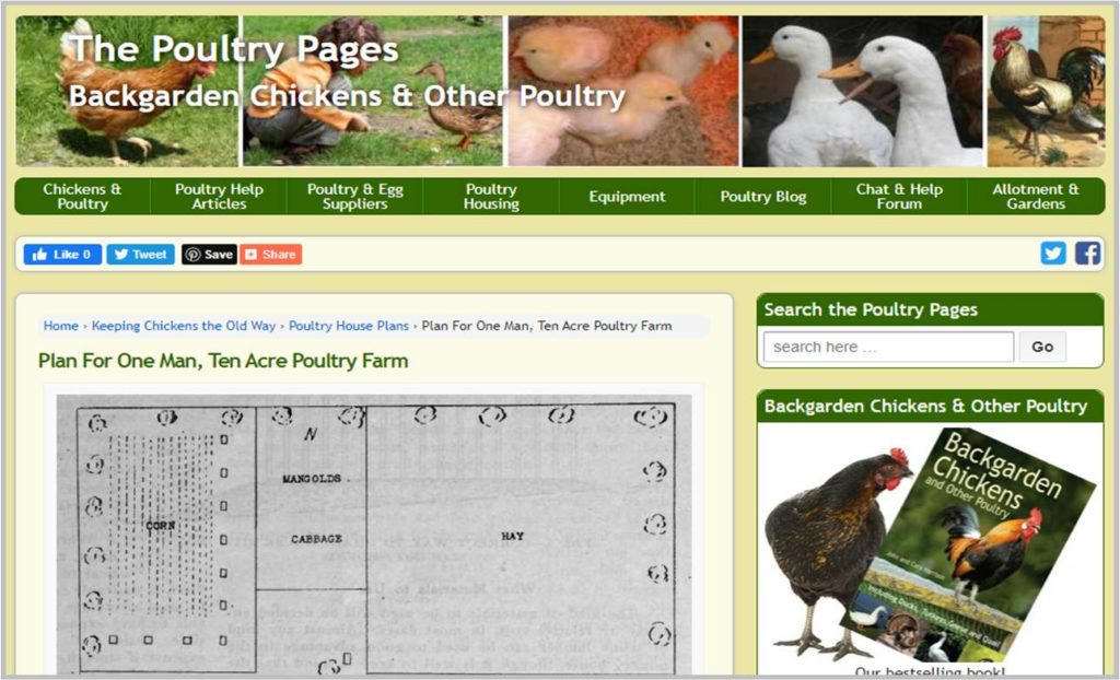 Ten Acre Poultry Farm