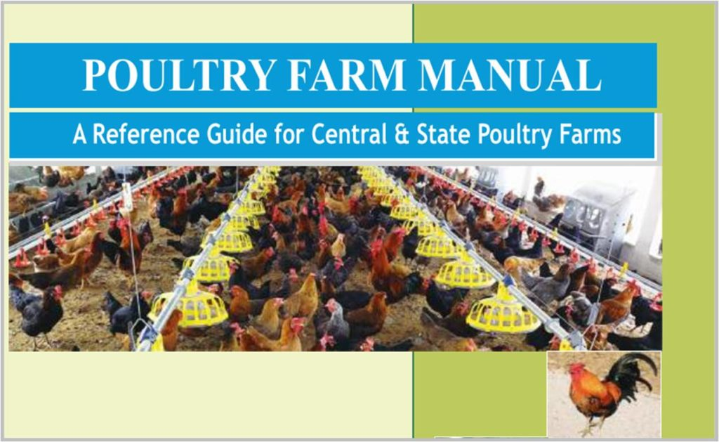 Poultry Farm Manual - Government of India