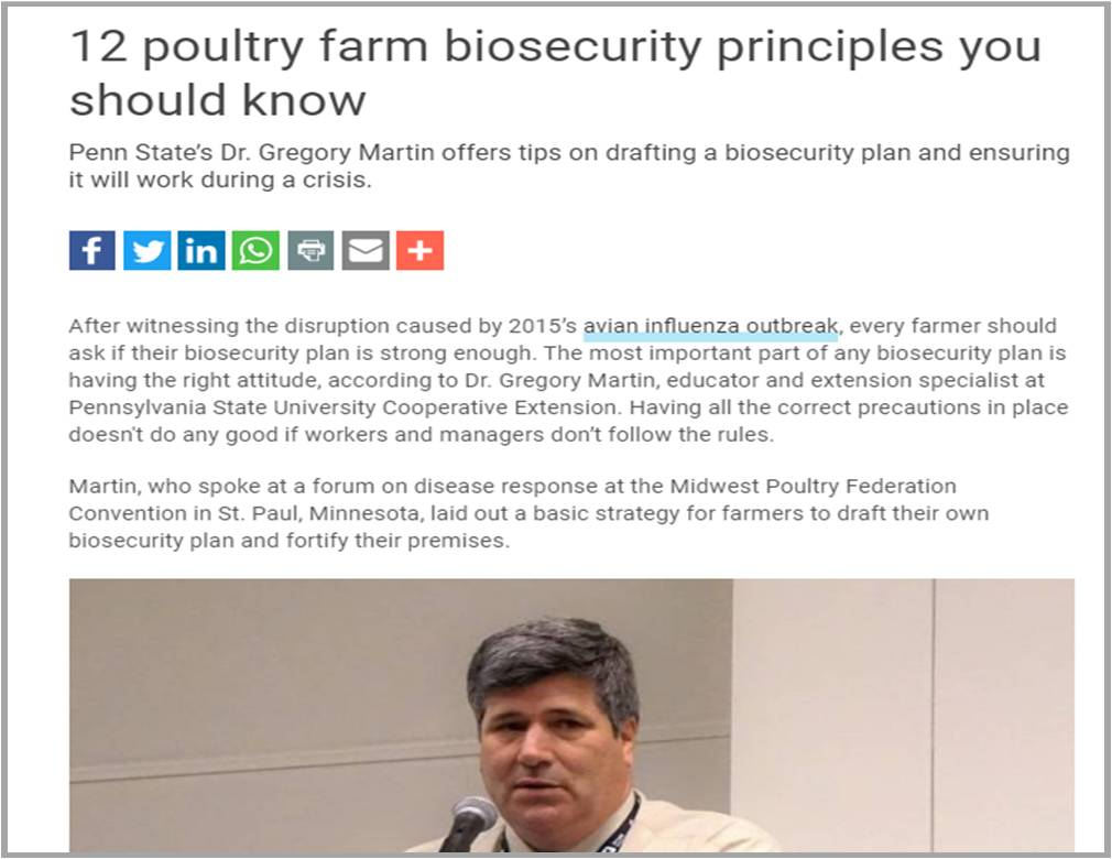 12 Poultry Farm Biosecurity Principles You Should Know