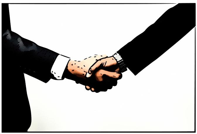 Long term buyer interest handshake