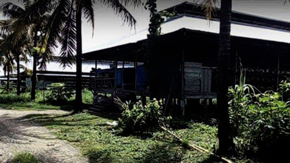 Concrete Poultry House in the Philippines