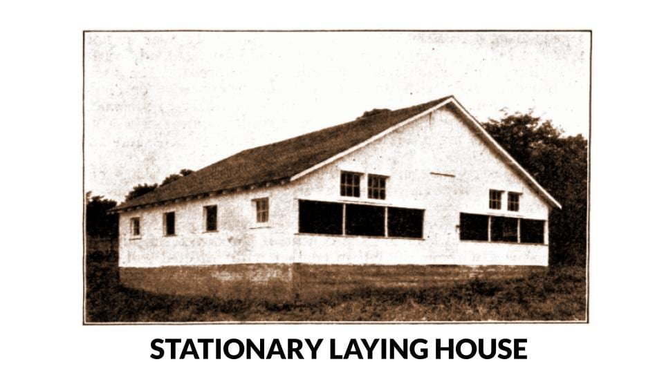 Stationary Laying House Photo