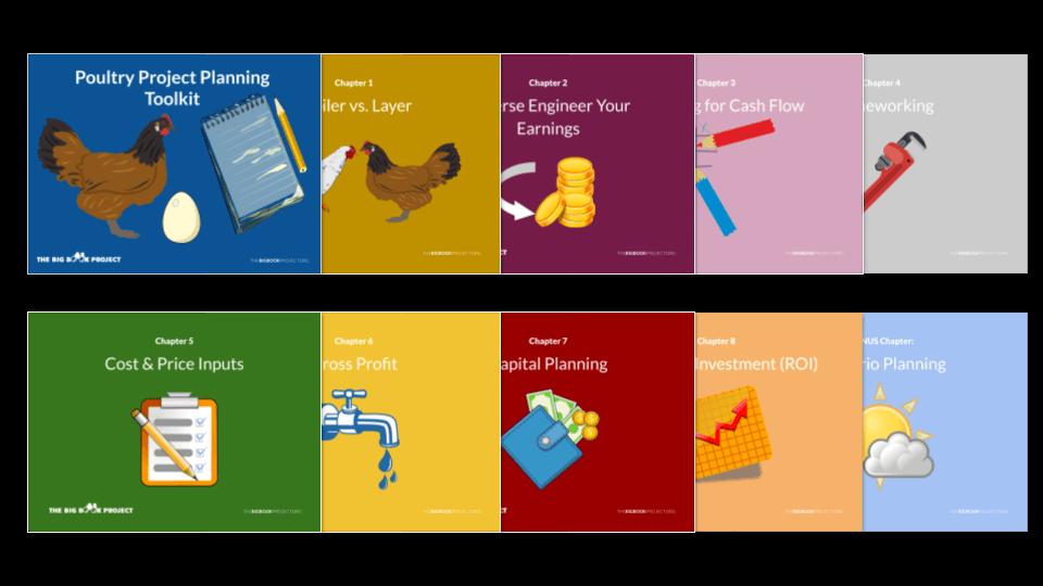 Poultry Plan It PDF Screenshots